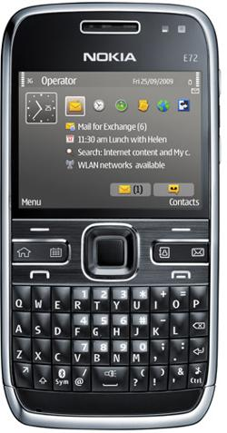 Nokia E72 Zodium Black (4GB) - www.mobilhouse.cz